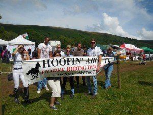 Hoofin-About